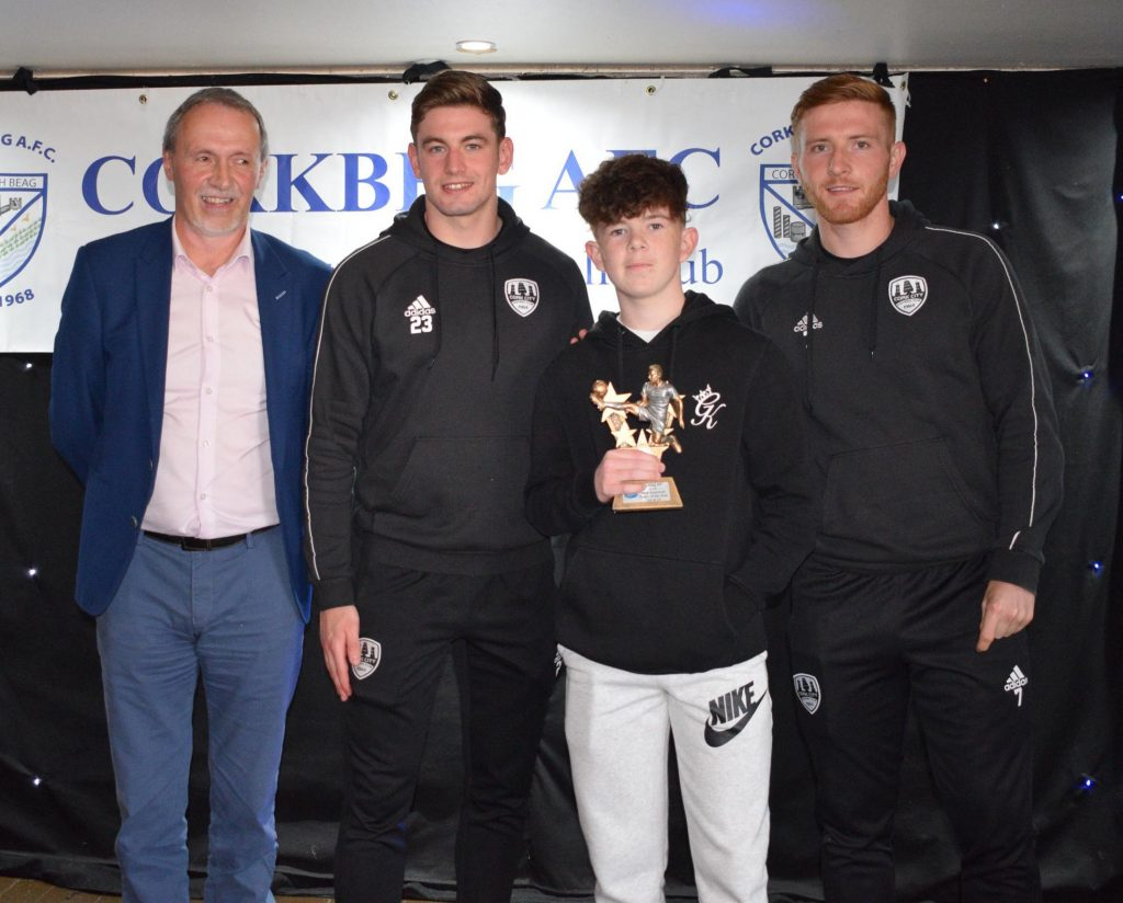 U15 Most Improved Player of the Year – Sean Hennessy