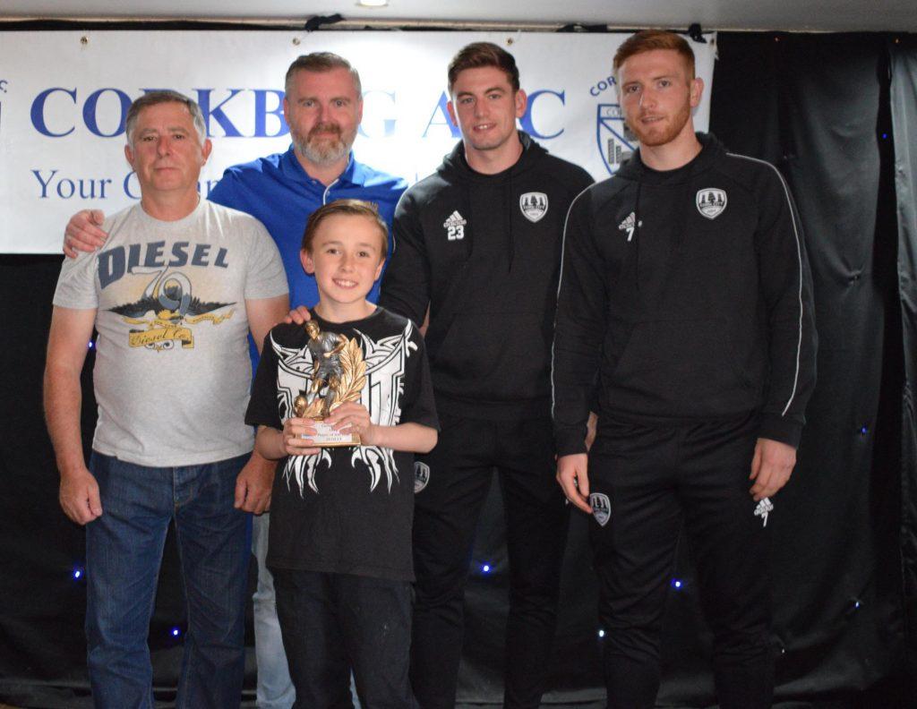 U12 Player of the Year – Nicolas Janowski