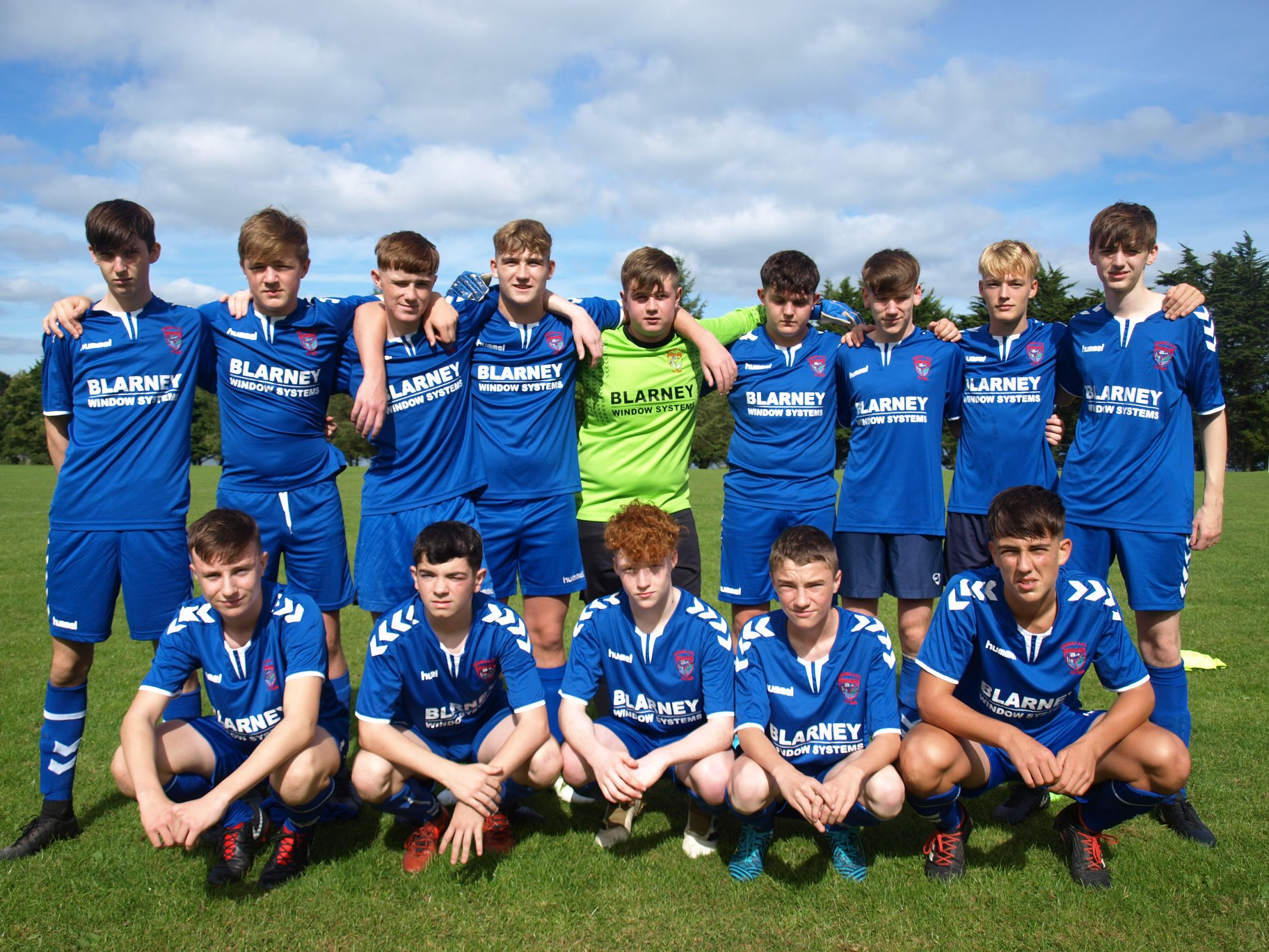 Corkbeg U-18s will play in the Cork Youths League once again this season