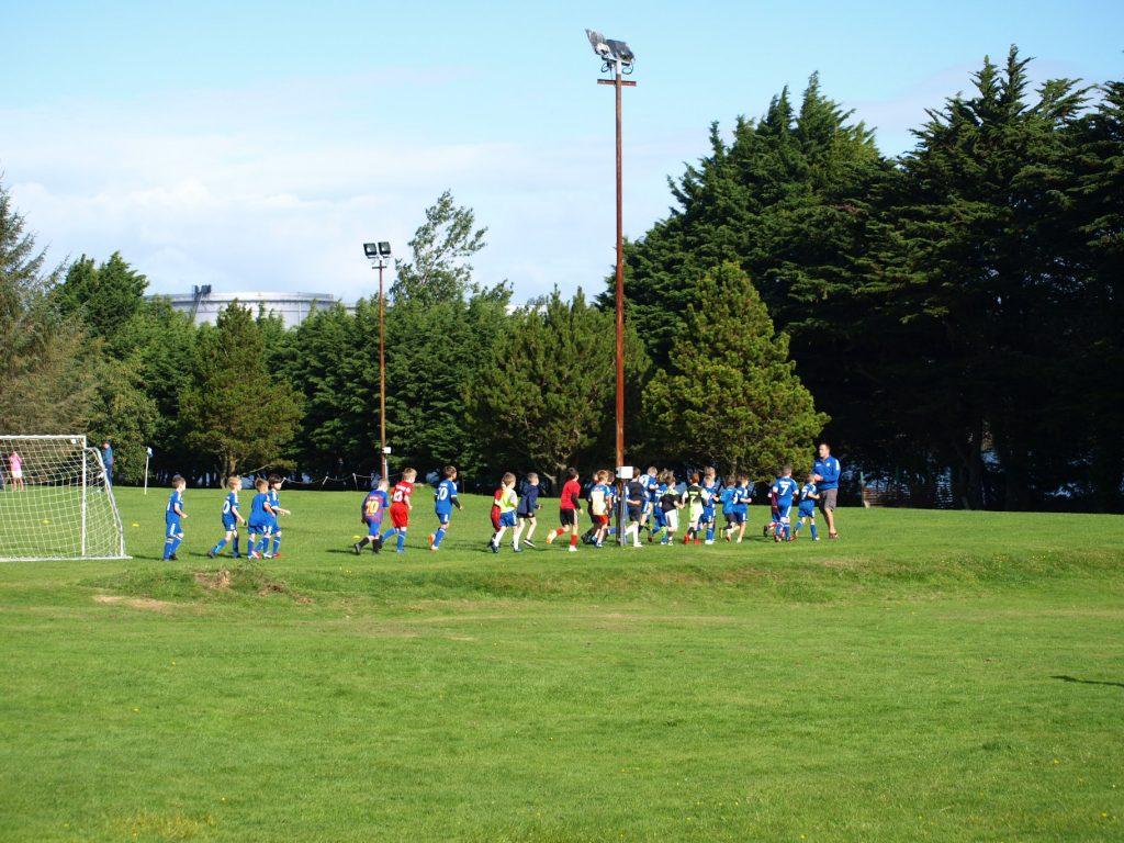 Corkbeg AFC