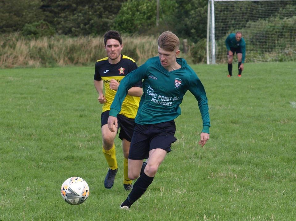 AOH Cup – Corkbeg 3 : Tower FC 2