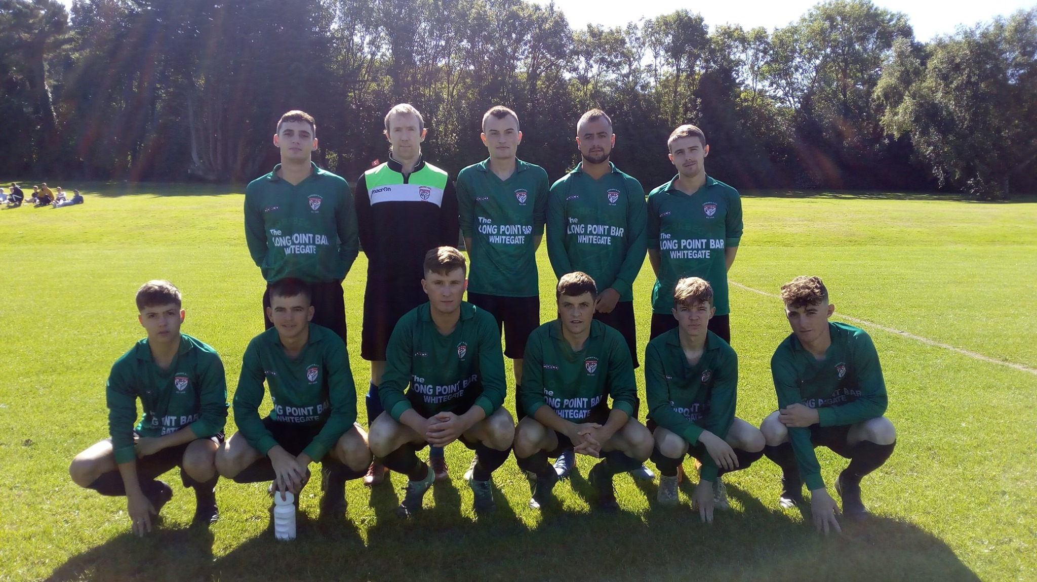 Corkbeg 3 : Central Rovers 1