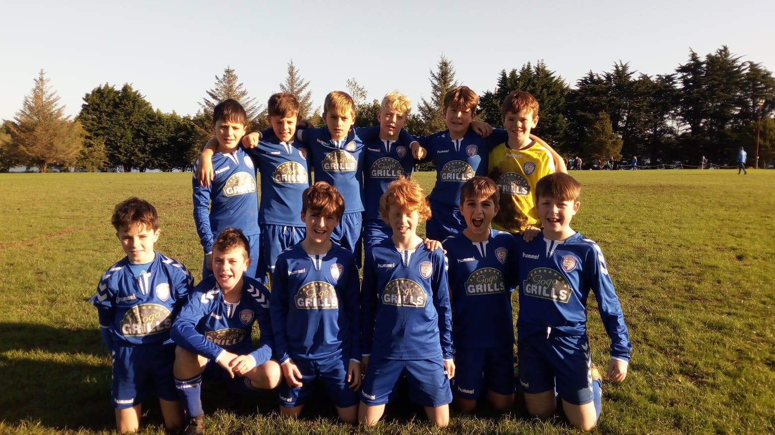 U-12 National Cup – Corkbeg 2 Blarney United 2 (Corkbeg win 3-2 on pens)