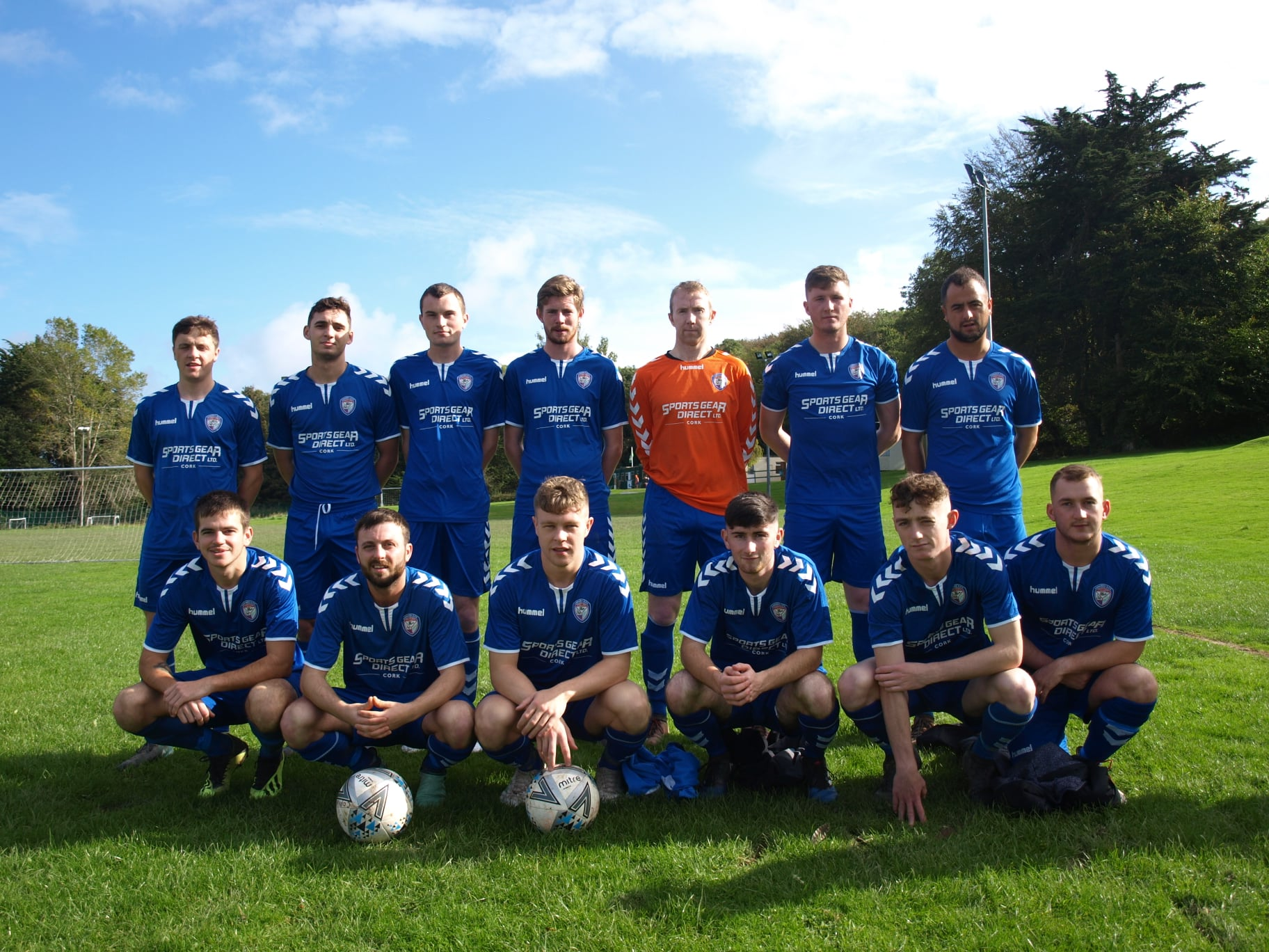 AOH Cup game in Whitegate – Corkbeg 1 Coachford 4