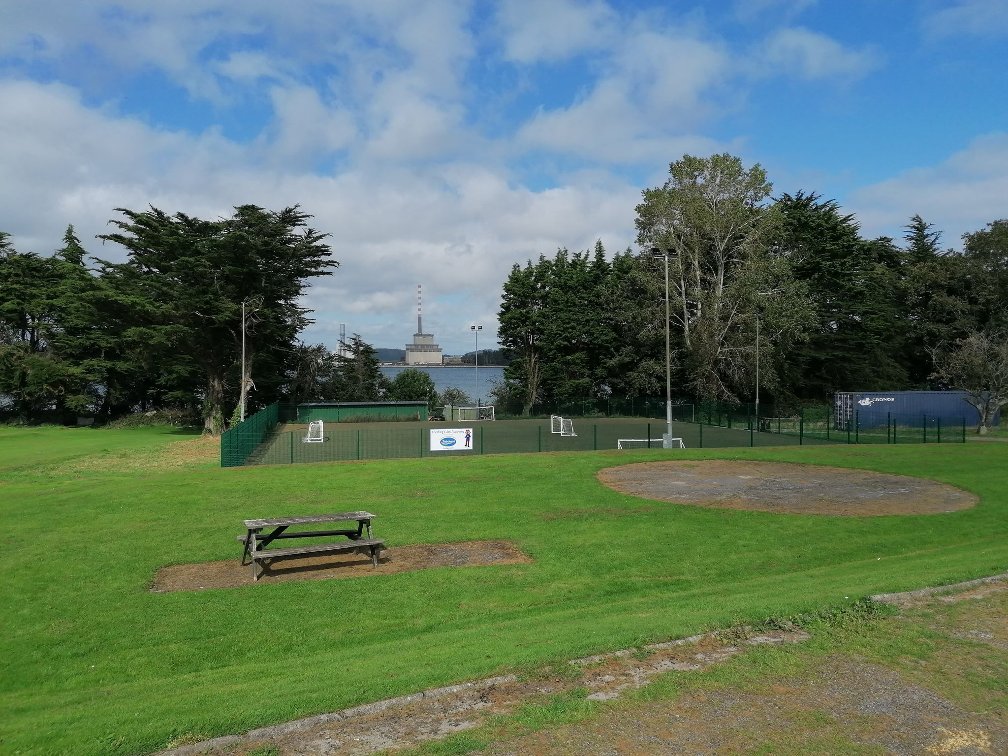 Corkbeg Grounds Notice