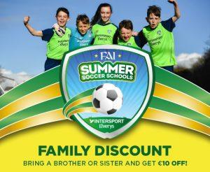 Corkbeg Summer Soccer Camp 2021