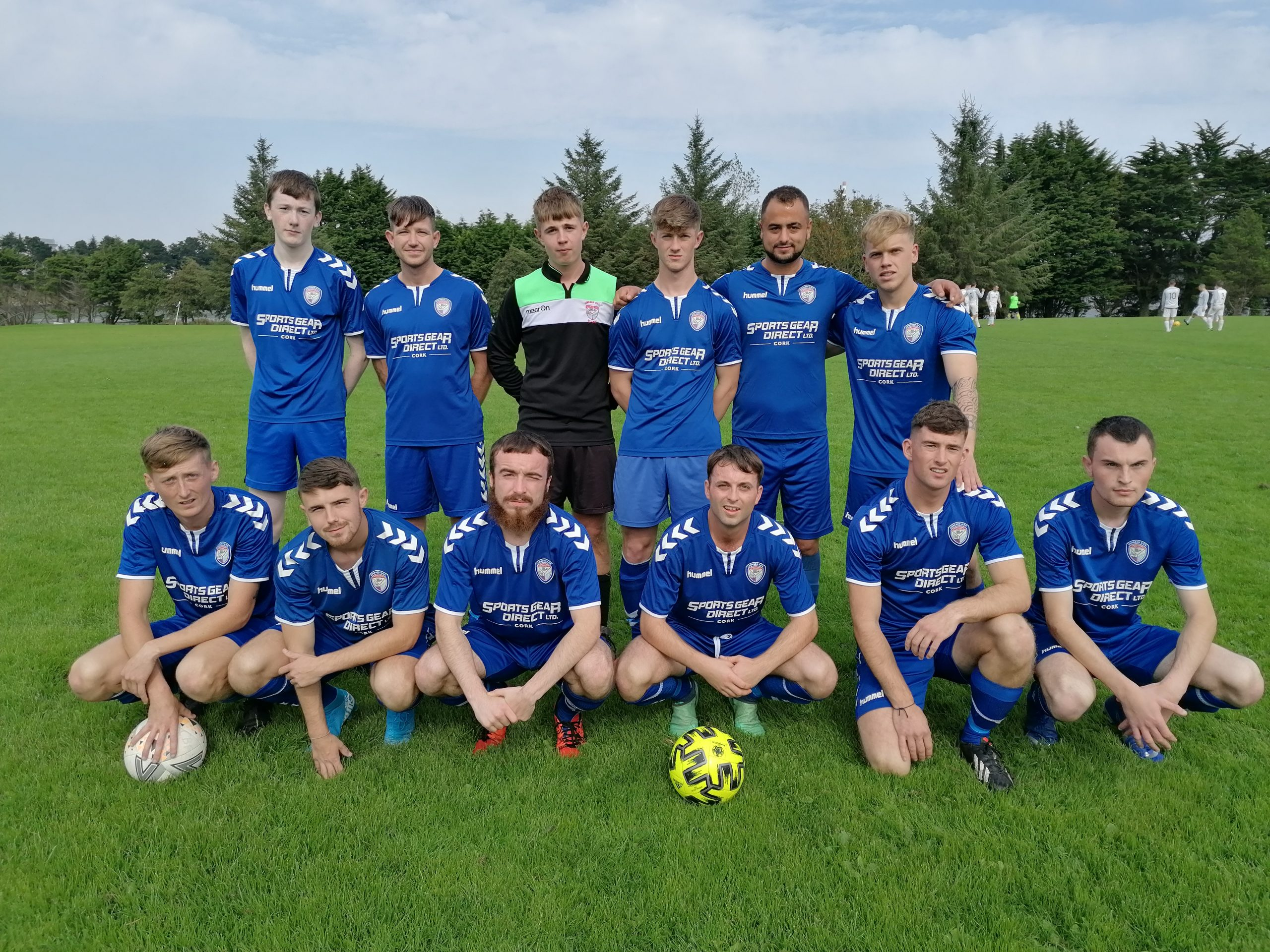 Corkbeg Junior Team Pre-Season 2020-2021