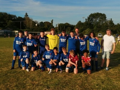 U-14 Cup – Ballincollig 0 Corkbeg 1